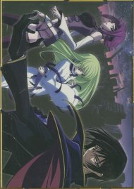 Code Geass Lelouch Of The Rebellion: Part 1 - Limited Edition