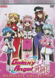 Galaxy Angel AA: Anime Legends Complete Collection