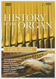 History Of The Organ: Volume 1 - Latin Origins