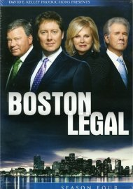 Boston Legal: Season Four (Repackage)