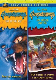 Goosebumps: Cry Of The Cat / Say Cheese And Die (Double Feature)