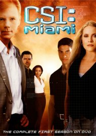 CSI: Miami - The Complete Seasons 1 - 6