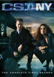 CSI: NY - The Complete Seasons 1 - 4