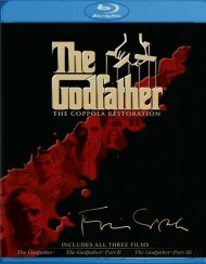 Godfather Collection, The: The Coppola Restoration