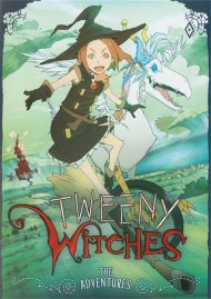 Tweeny Witches: The Adventures