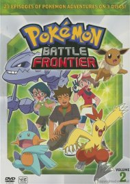 Pokemon Battle Frontier: Box 2