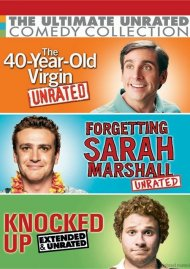 Ultimate Unrated Comedy Collection, The