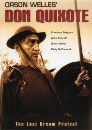 Orson Welles Don Quixote