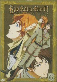 Kyo Kara Maoh!: Season 2 - Volume 6