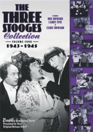 Three Stooges Collection, The: 1943 - 1945 - Volume Four