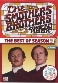 Smothers Brothers Comedy Hour, The: The Best Of Season 3