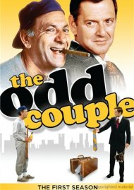 Odd Couple, The: The Complete Series Pack
