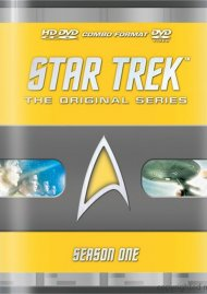 Star Trek: The Original Series - The Complete Seasons 1 - 3 (Remastered)