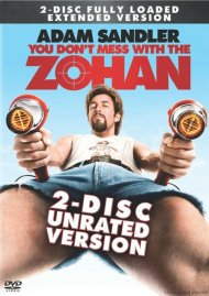 You Dont Mess With The Zohan: 2-Disc Unrated Version