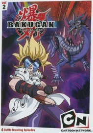 Bakugan: Game On - Volume 2