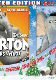 Horton Hears A Who: Limited Edition Gift Set