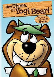 Hey There, Its Yogi Bear!