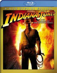 Indiana Jones And The Kingdom Of The Crystal Skull: 2 Disc Special Edition