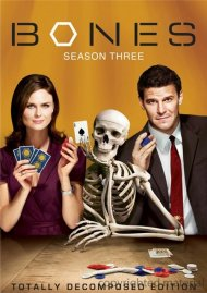 Bones: Season Three - Totally Decomposed Edition (Repackage)
