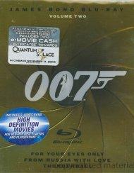 James Bond Blu-Ray Collection: Volume 2