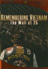 Remembering Vietnam: Wall At 25