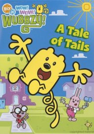 Wow! Wow! Wubbzy!: A Tale Of Tails