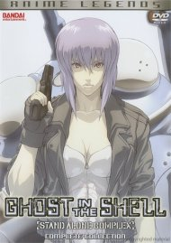 Ghost In The Shell: Legends Of Anime