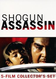 Shogun Assassin: 5 Film Collectors Set