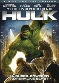Incredible Hulk, The: 3-Disc Special Edition