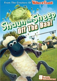 Shaun The Sheep: Off The Baa! / Wallace & Gromit: Three Amazing Adventures (2 Pack)