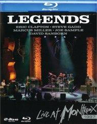 Legends Live At Montreux 1997