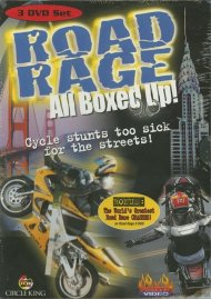 Road Rage: All Boxed Up - 3 DVD Set