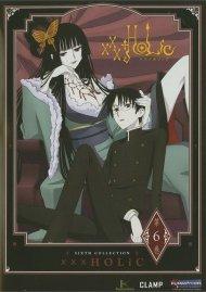 XXX-HOLiC: Volume 6