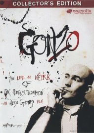 Gonzo: The Life And Work Of Dr. Hunter S. Thompson - Collectors Edition