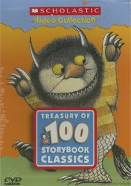Scholastic Video Collection: Treasury Of 100 Storybook Classics (Thin Pack)