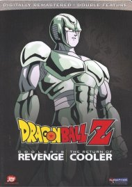 Dragon Ball Z: Coolers Revenge / The Return Of Cooler (Double Feature)