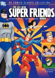 All New Super Friends Hour, The: Season One - Volume Two