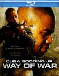 Way Of War, The (Blu-ray + DVD Combo)