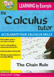 Calculus Tutor, The: The Chain Rule
