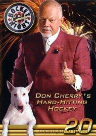 Don Cherrys Hard Hitting Hockey