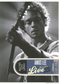 Amos Lee: Live From Austin, TX