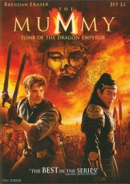Mummy, The: Tomb Of The Dragon Emperor (Fullscreen)