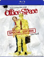 Office Space: Special Edition With Flair!