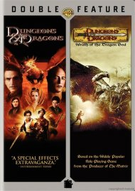 Dungeons & Dragons / Dungeons & Dragons: Wrath Of The Dragon God (Double Feature)