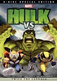 Hulk Vs.: 2 Disc Special Edition