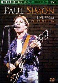 Paul Simon: Live From Philadelphia