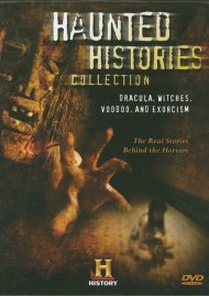 Haunted Histories Collection: Dracula, Witches, VooDoo, And Exorcism