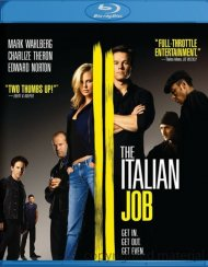 Italian Job, The / Shooter (2 Pack)