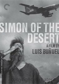 Simon Of The Desert: The Criterion Collection