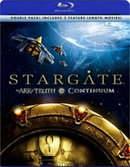 Stargate: The Ark Of Truth / Stargate: Continuum (Double Feature)